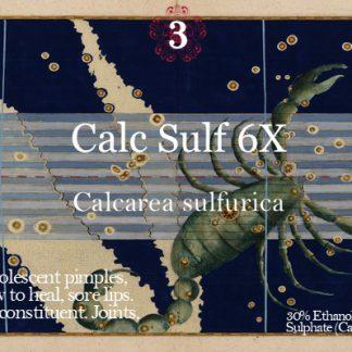 Calc Sulf