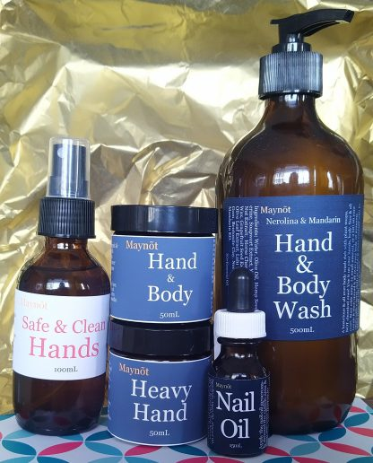 Safe & Clean Hand Pack